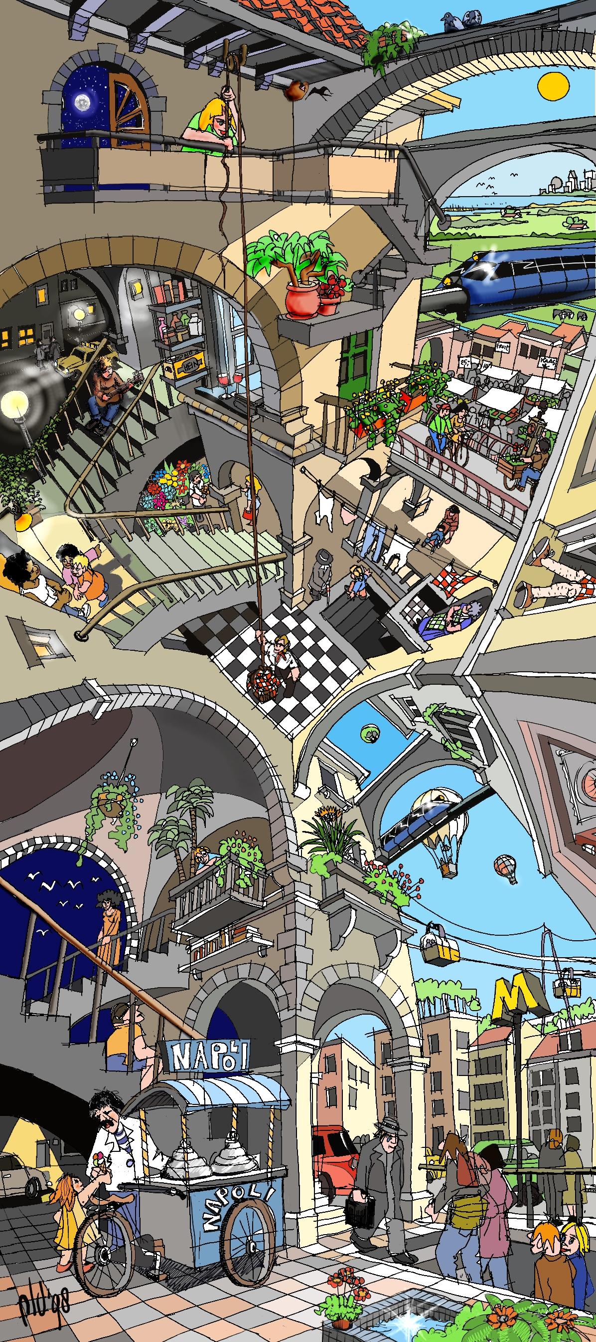 Dauvellier Planadvies   Meervoudig ruimtegebruik